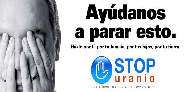 STOP uranio