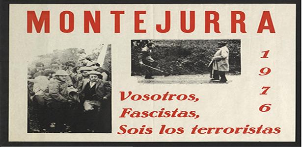 8 de Mayo Montejurra. 1976-2016 40 años de los asesinatos. 40 años de impunidad