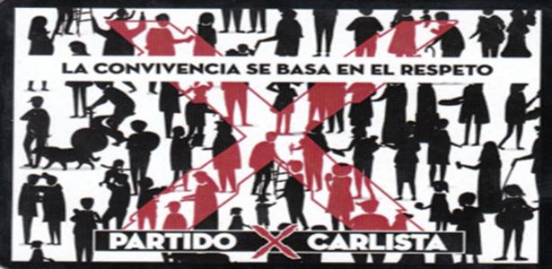 Calendario del Partido Carlista 2019